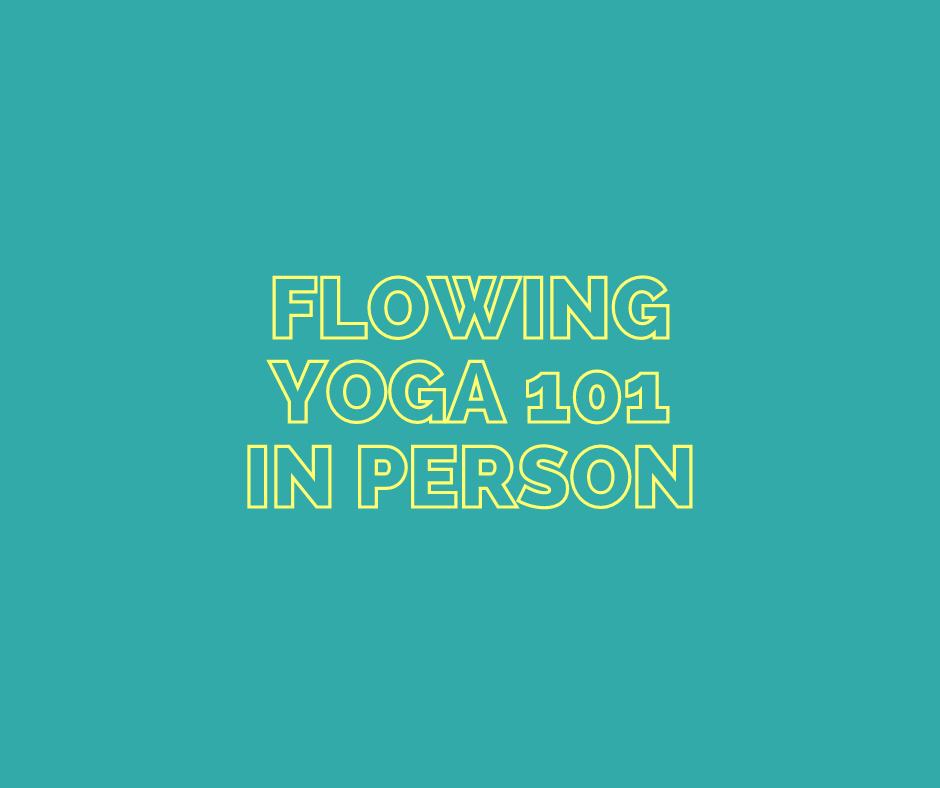 Flowing Yoga 101 -Ambrosden Village Hall