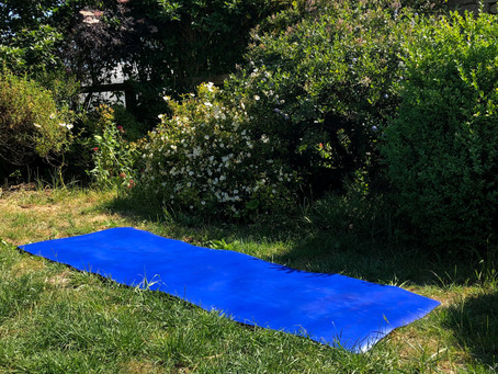 Garden Yoga 101: Why, processes & procedures