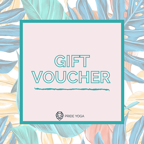Gift Voucher £10-£100 Value