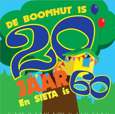 De Boomhut bestaat nu 20 jaar