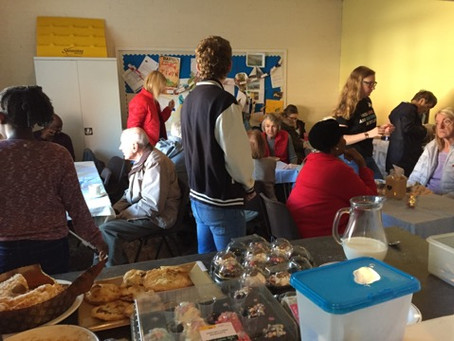 Sunday School raise £353.60 for Children in Need