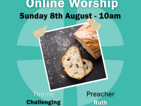 Sunday 8th August 2021 - Challenging Assumptions