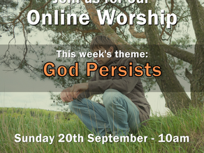Sunday 20th September 2020 - God Persists
