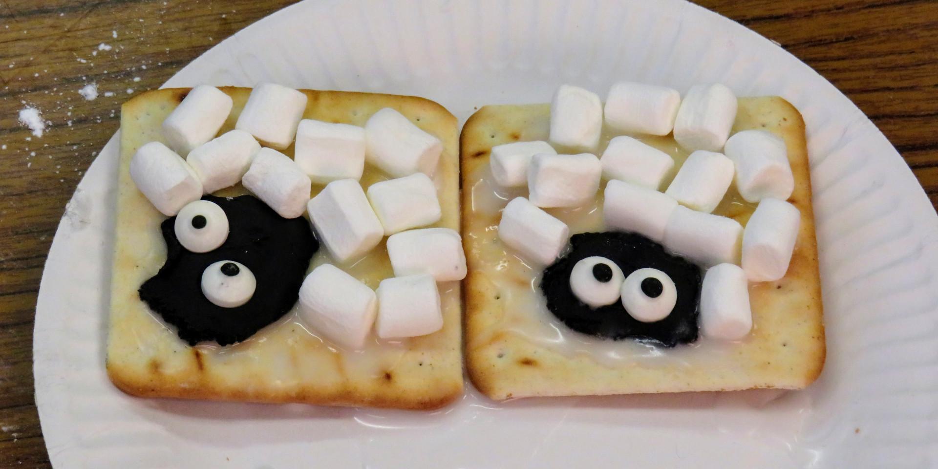 Sheep Crackers