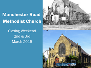 Manchester Road Closing Weekend