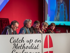Catch up on Methodist Conference