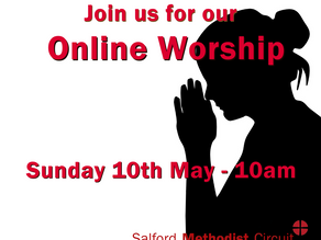 Worship - Sunday 10th May 2020