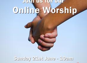Sunday 21st June 2020