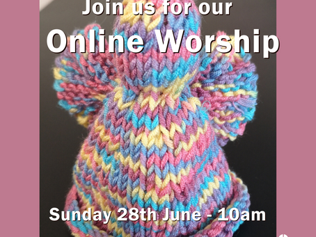 Sunday 28th June 2020 - Wonky Angel