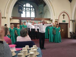 Mancunian Singers at St Paul's
