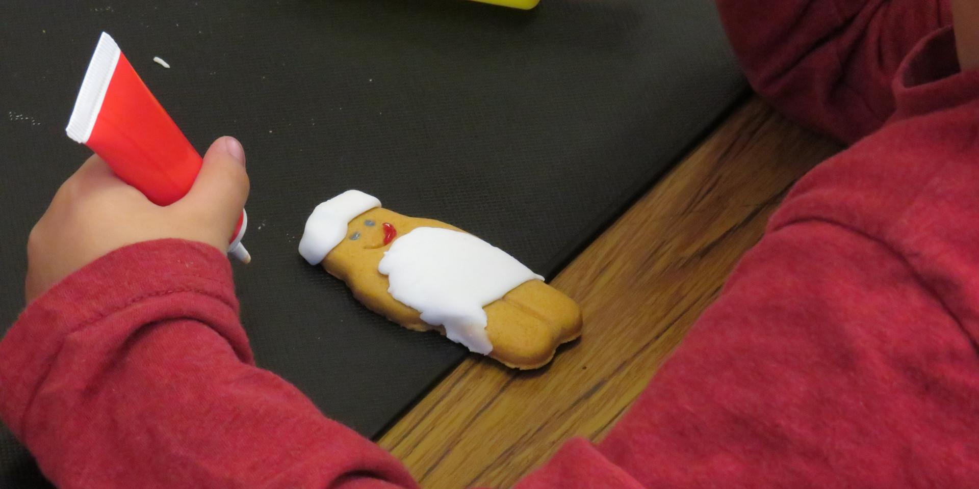 Gingerbread Shepherds