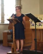 Farewell Deacon Alison