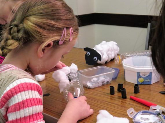 Making Sheep