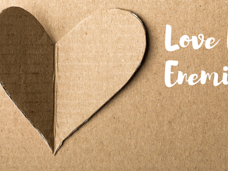Blog - Love For Enemies