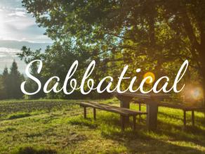 Blog - Sabbatical