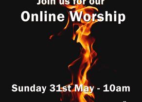 Sunday 31st May 2020