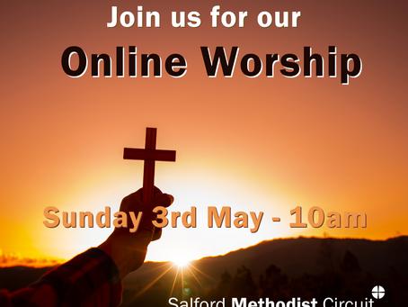 Worship - Sunday 3rd May 2020