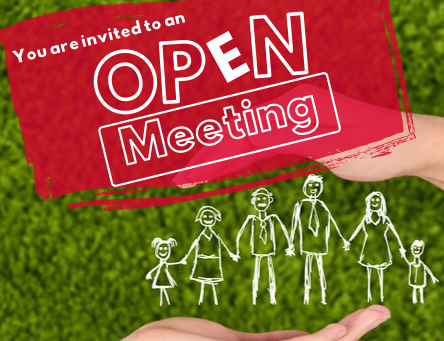 Invitation to Open Meeting