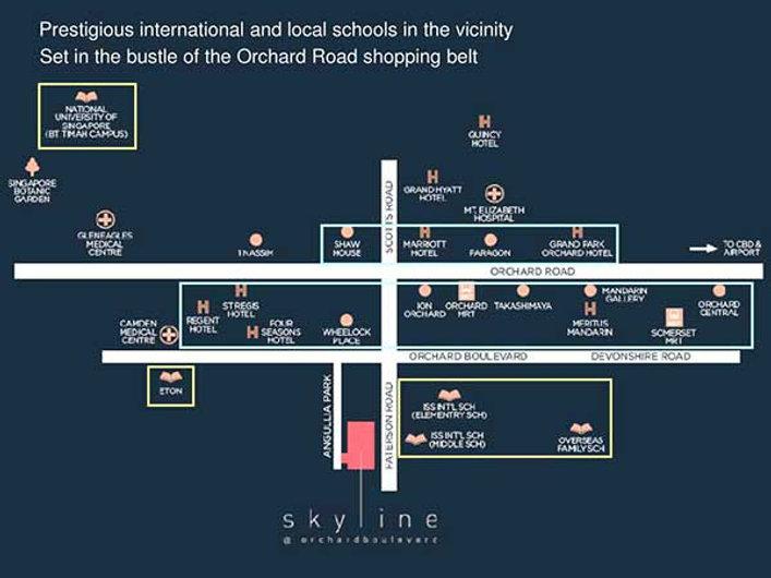Skyline-_-Orchard-Boulevard-Location-Map
