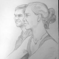 Paul and Teri