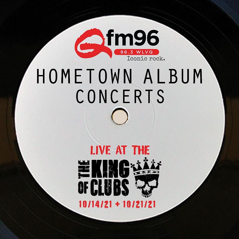 QFM Hometown Album Concert