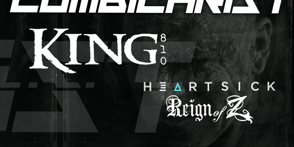 Combichrist w/ KING 810