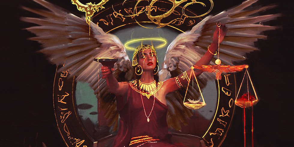 Born of Osiris - Angel or Alien Tour