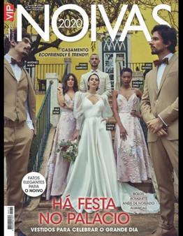 for VIP NOIVAS Magazine
