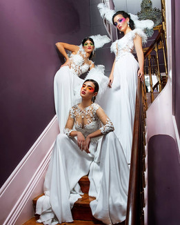 Bridal Collection Editorial