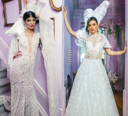 Bridal Collection 2020 Rafael Freitas Editorial