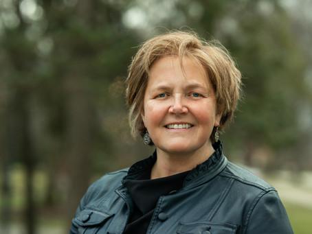 Christine Dannhausen-Brun profiled in The Hinsdalean