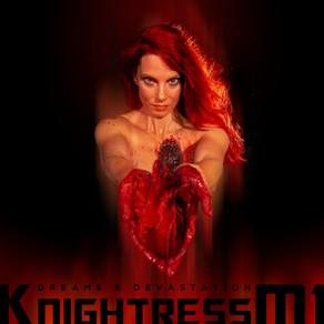 San Francisco Bay trio KnightressM1 to release debut 'Dreams and Devastation' LP