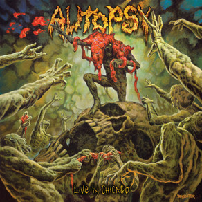 Autopsy announce first official live album 'Live in Chicago'