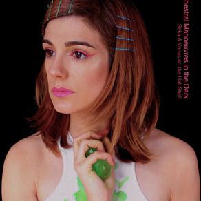 Ani Glass' 'Ynys Araul' remixed by electronic legends OMD!