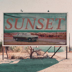 THE FEENS Release 'Sunset'