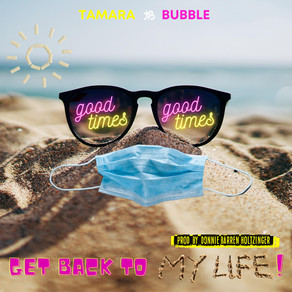 """Tamara Bubble is here for one last summer celebration in """"Get Back to My Life""""!"""