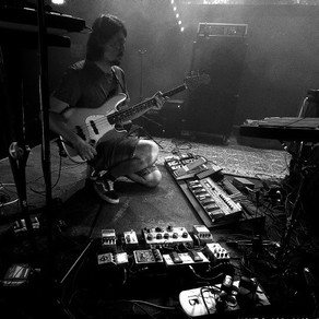 One-Man-Band L'Orchidée Cosmique shared new Live Session