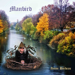 Indie psych-pop artist Anton Barbeau presents long-awaited 'Manbird' double LP