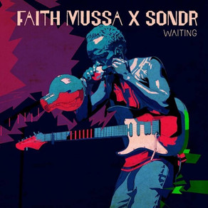 Faith Mussa x SONDR collaborate on Afro dance banger 'Waiting'