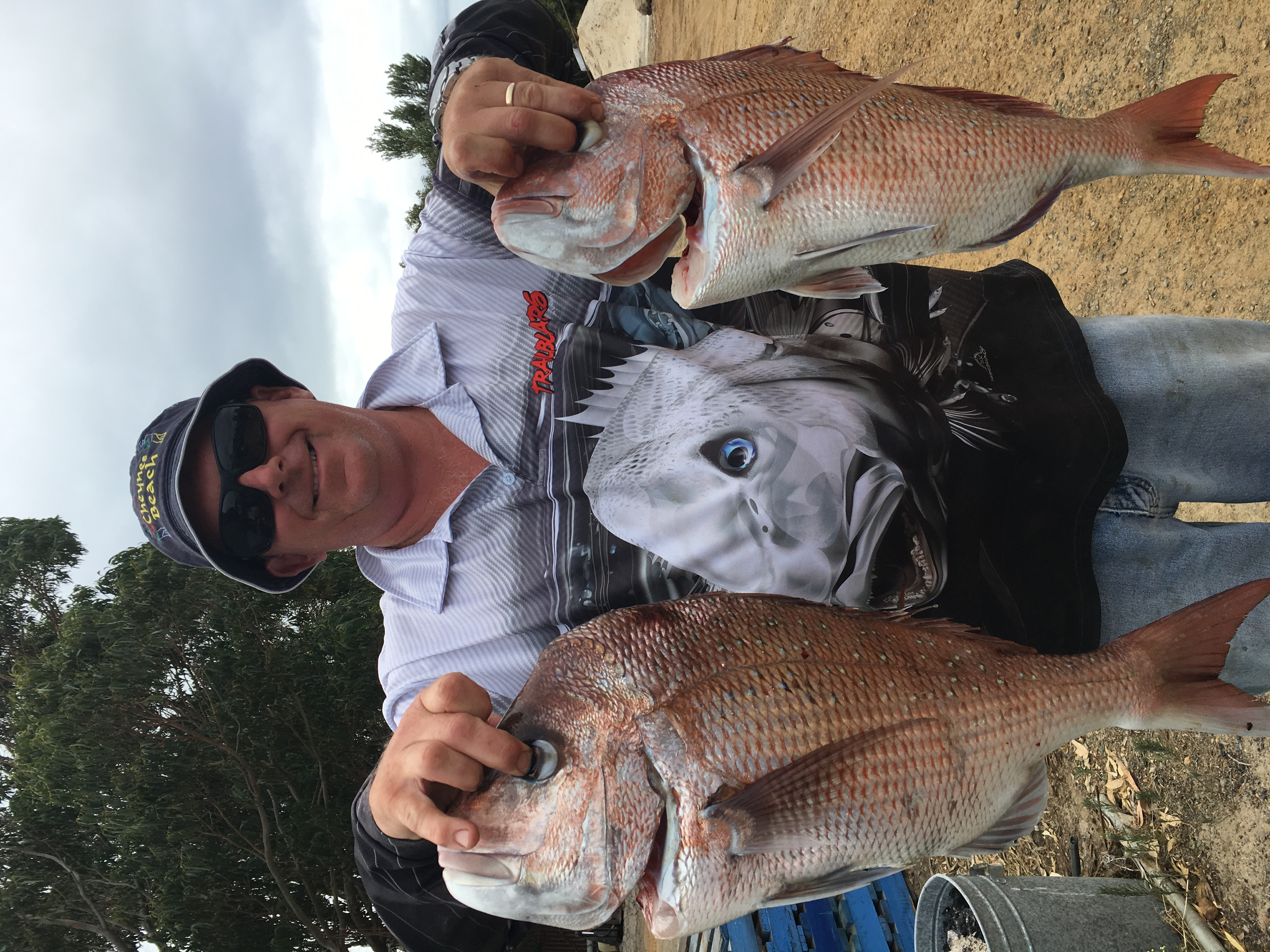 Allan's Pink Snappers 17 Feb 2019