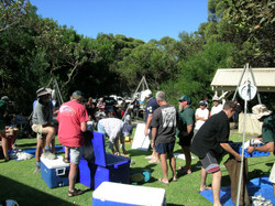 Fishing Club Competition