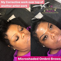 💥 ✨💕 📌 Microshaded Ombré Brows are si