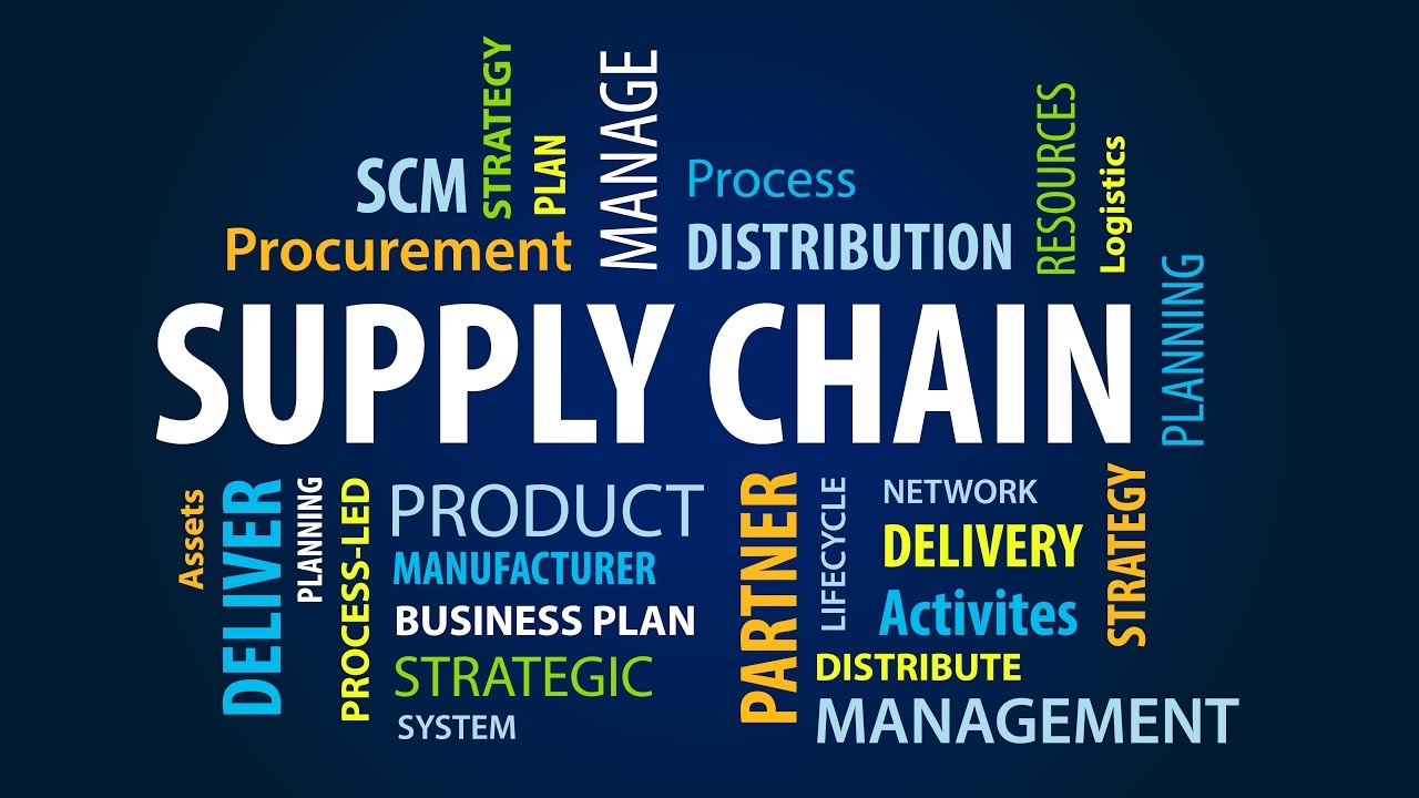 link logistics supply chain