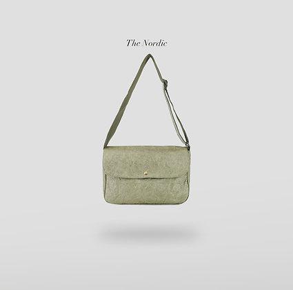 The Nordic Kraft Paper Bag - Green