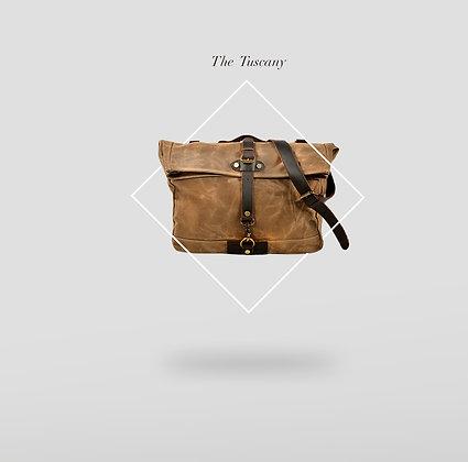 The Tuscany Messenger Bag