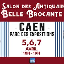 Salon d'antiquité de Caen