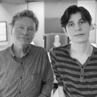 Artemis Music founders-Bob & Kristopher
