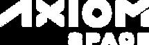 Axiom Space Logo White.png