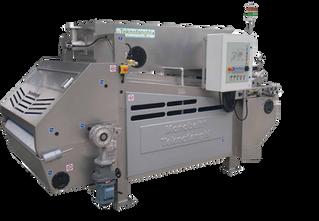 Biomicrobe represents Italian sludge dewatering manufacturer Teknofanghi Technology and Environmenta