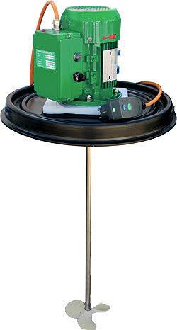 drum agitator